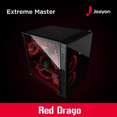 [Kabylake OC] Red-Drago 수냉PC [4종 사은품]