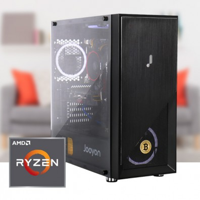 Dual Home Crypto PC 2way