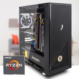 Dual Home Crypto PC 3way